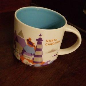 Starbucks North Carolina Mug